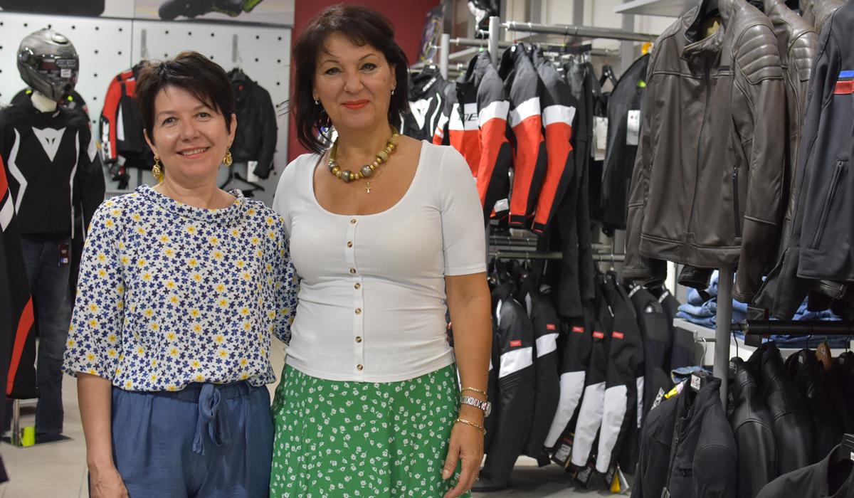 Fridegotto Novara per accessori e abbigliamento in moto