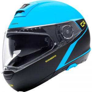 Casco moto Schuberth SPARK Blu