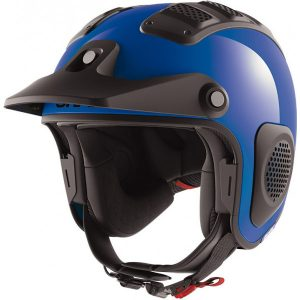 Casco moto Shark ATV-Drak Blank Casco off-Road Blu