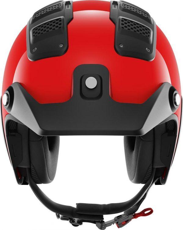 Casco moto Shark ATV-Drak Blank Casco off-Road Rosso