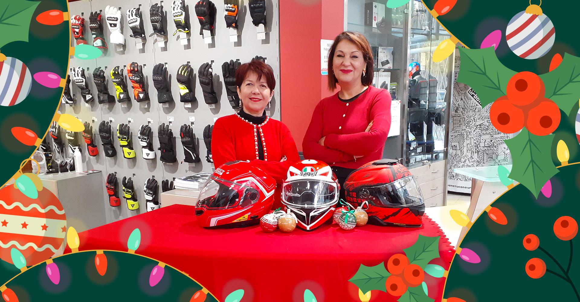 Fridegotto Novara idee regali per la moto natale